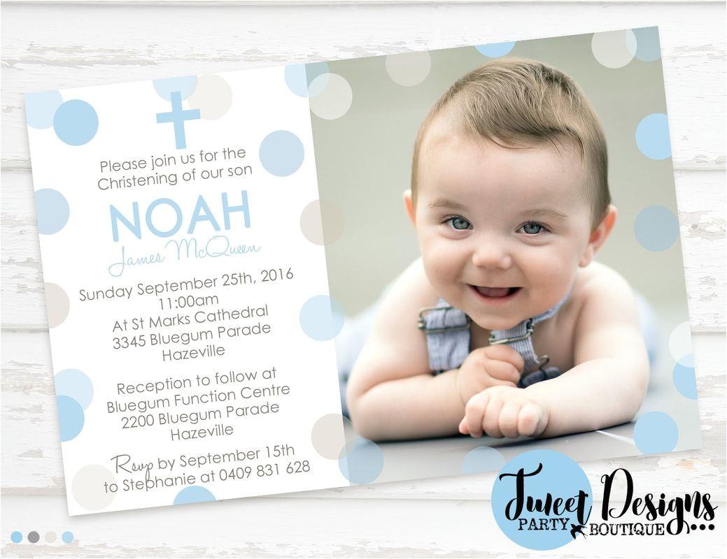 Baby Boy Baptism Invites Invitation for Baptism Invitation for Baptism Background