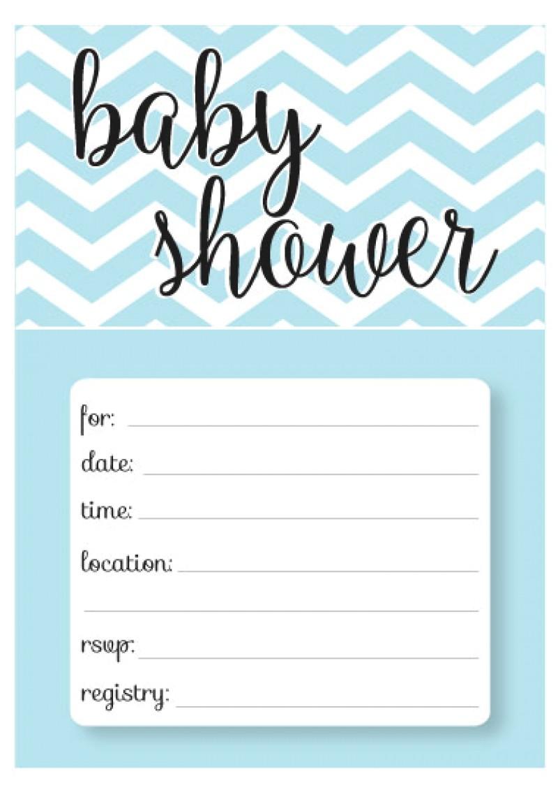 Baby Diaper Shower Invitation Template Printable Baby Shower Invitations – Gangcraft