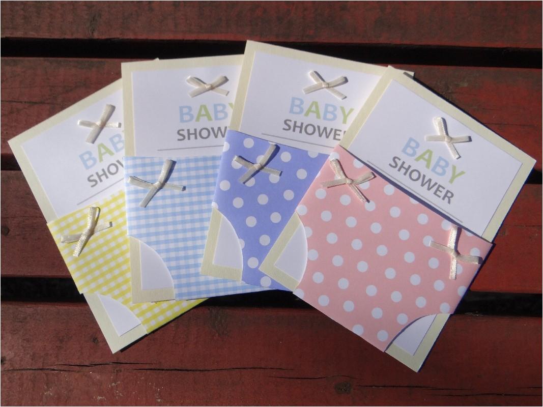 Baby Shower Invite Ideas Homemade Diy Baby Shower Invites
