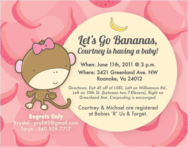Come and Go Baby Shower Invitations E and Go Baby Shower Invitation Wording