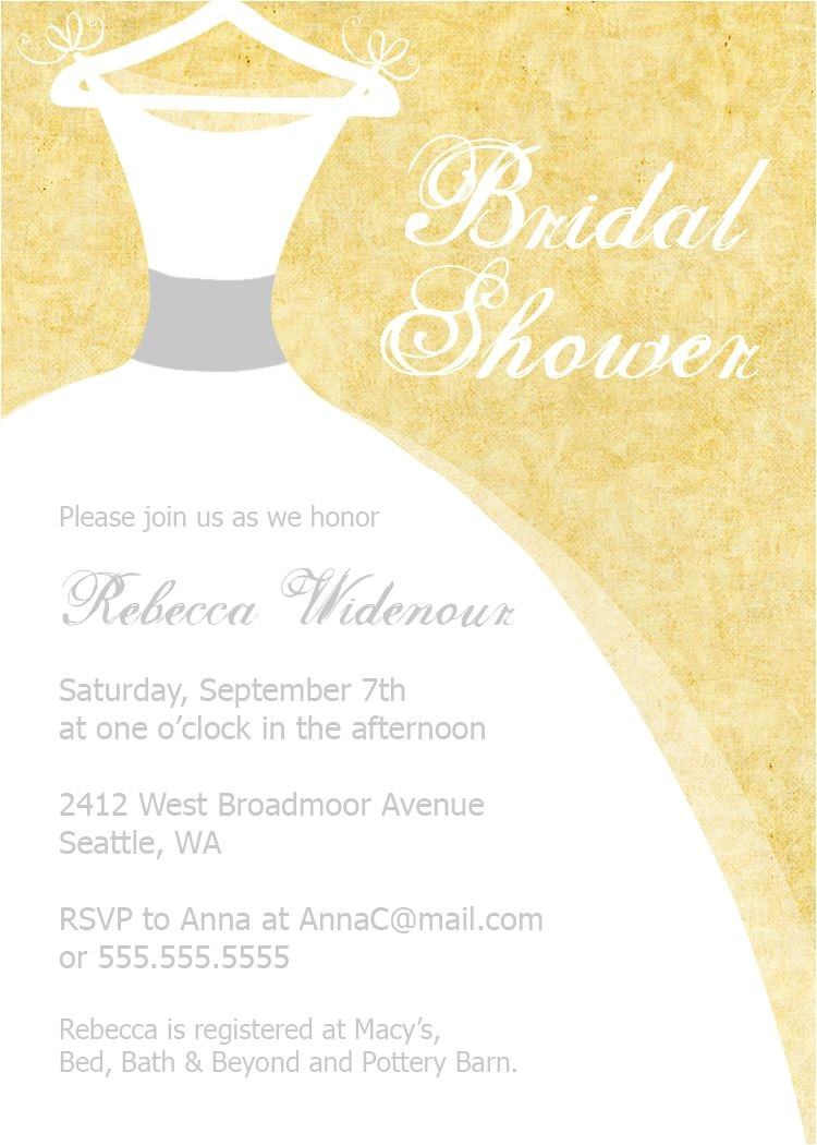Free Bridal Shower Invitation Bridal Shower Invitation Templates Bridal Shower