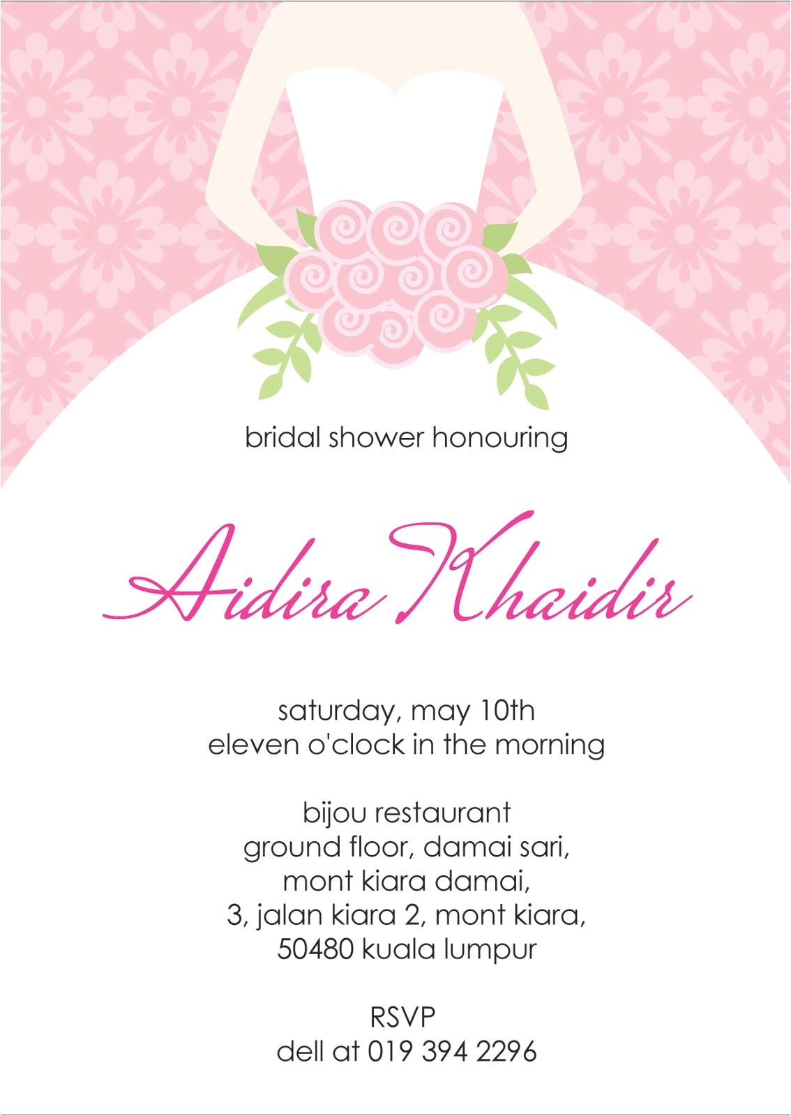 Free Bridal Shower Invitation Bridal Shower Invitations Bridal Shower Invitation Clip