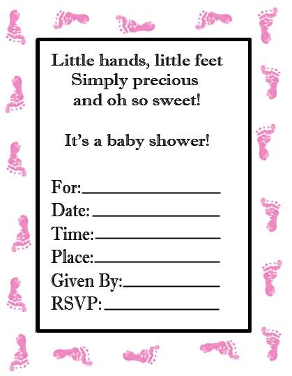 Free Customizable Printable Baby Shower Invitations Custom Baby Shower Invitations Template