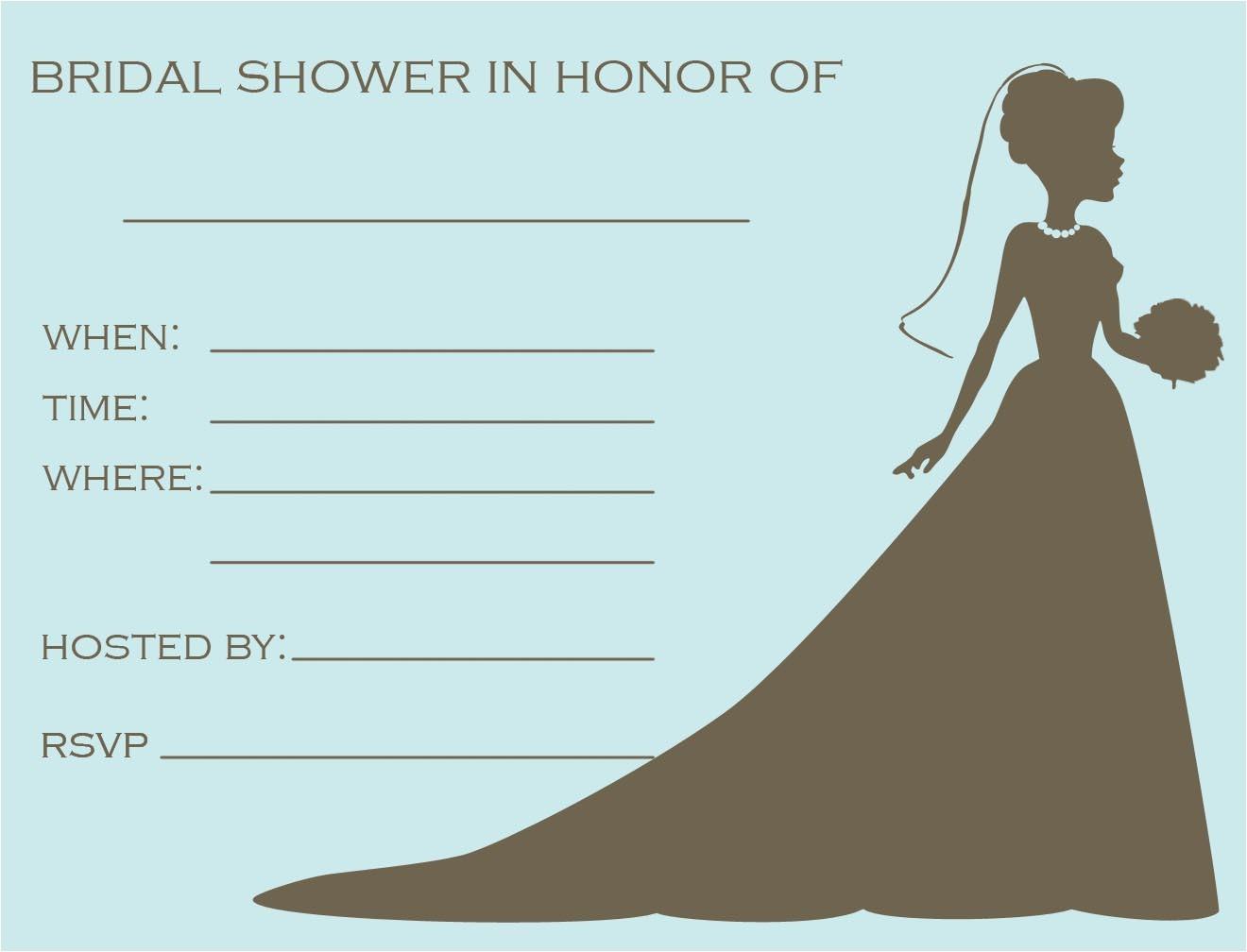 Free Online Printable Bridal Shower Invitations 12 Mesmerizing Free Bridal Shower Flyer Templates Demplates