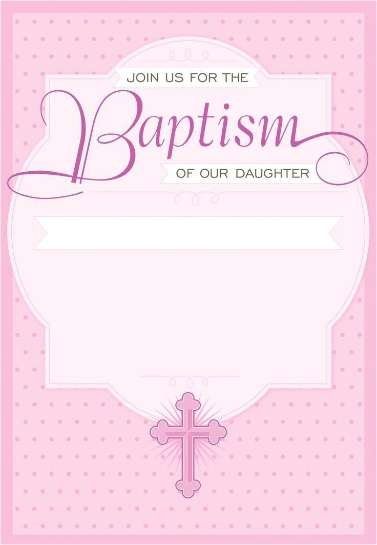 Free Printable Baptism Invitations Templates Free Baptism Invitations to Print Baptism Invitation