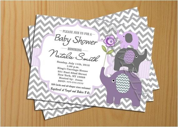 Free Printable Chevron Baby Shower Invitations Chevron Baby Shower Invitation Girl Boy Invites Free Thank