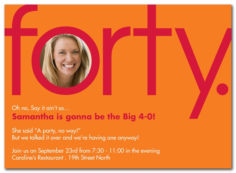 Funny 40th Birthday Party Invitation Wording Fun Birthday Party Invitations Templates Ideas Funny