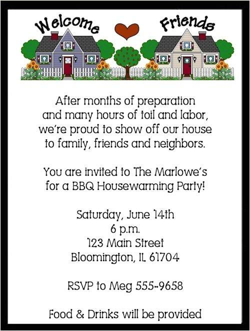 Housewarming Party Invitation Wording Housewarming Party Invitation Wording