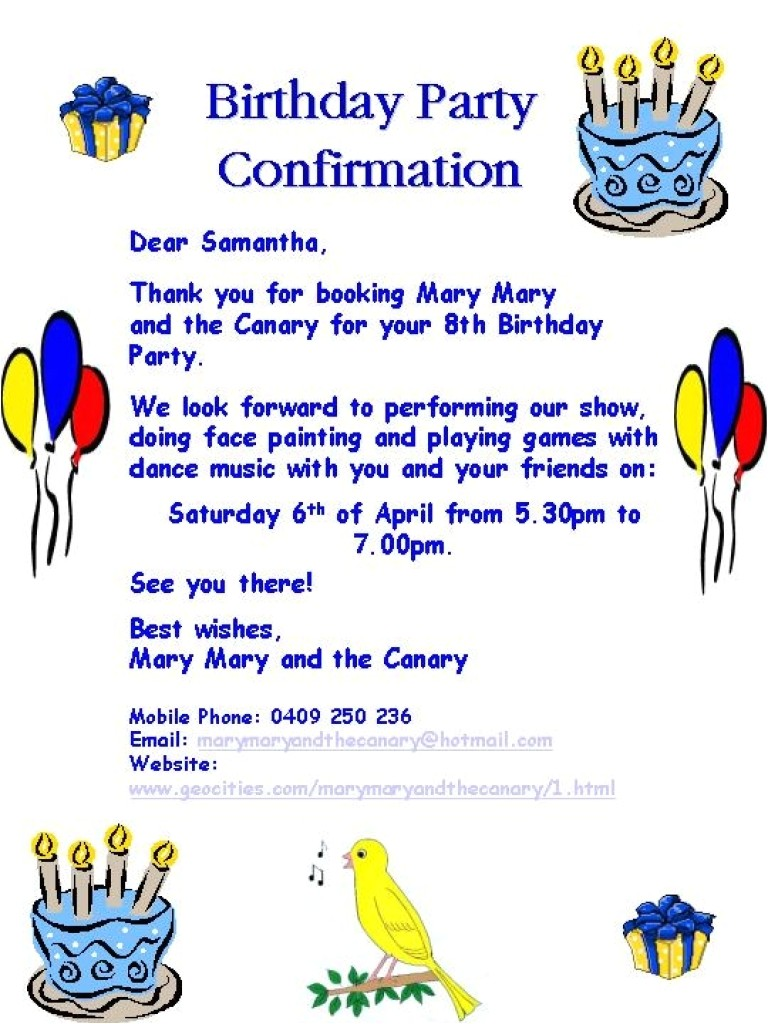 Invitation Letter to A Birthday Party How to Write A Party Invitation Cloudinvitation