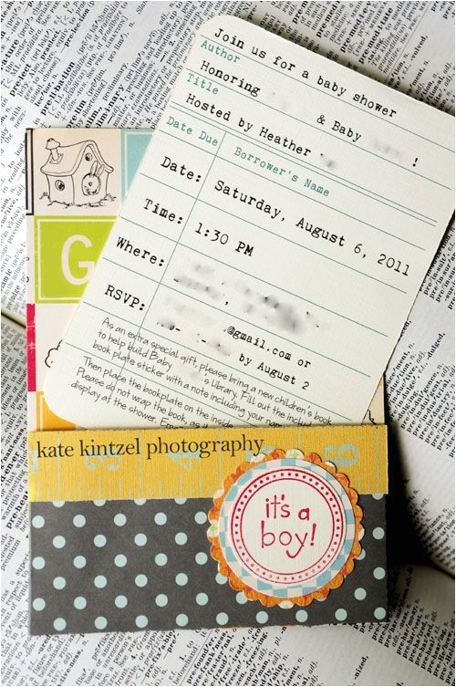 Library themed Baby Shower Invitations 17 Best Images About Bring A Book Baby Shower On Pinterest