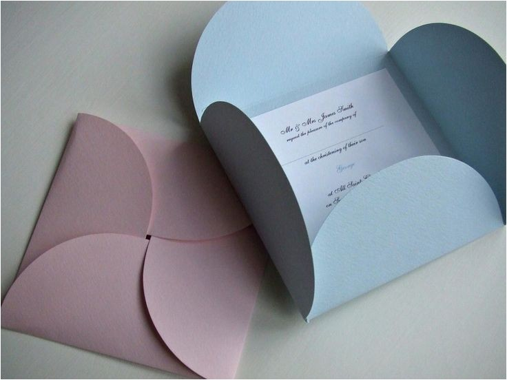 Unique Invitation Ideas for Baptism 20 Best Ideas About Christening Invitations On Pinterest