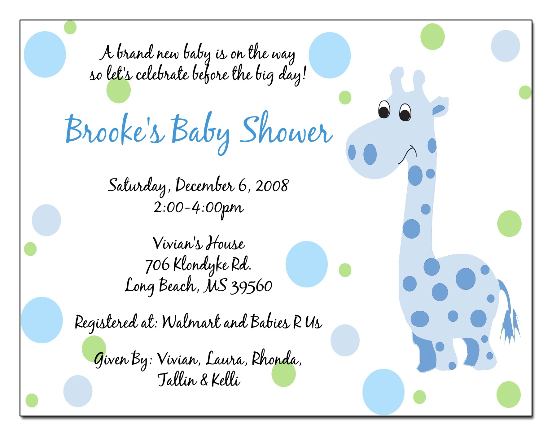 Wording On Baby Shower Invites Invitation Baby Boy Quotes Quotesgram