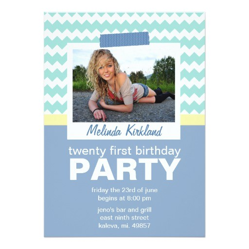 Zazzle 21st Birthday Invitations Fresh 21st Birthday Party Invitations