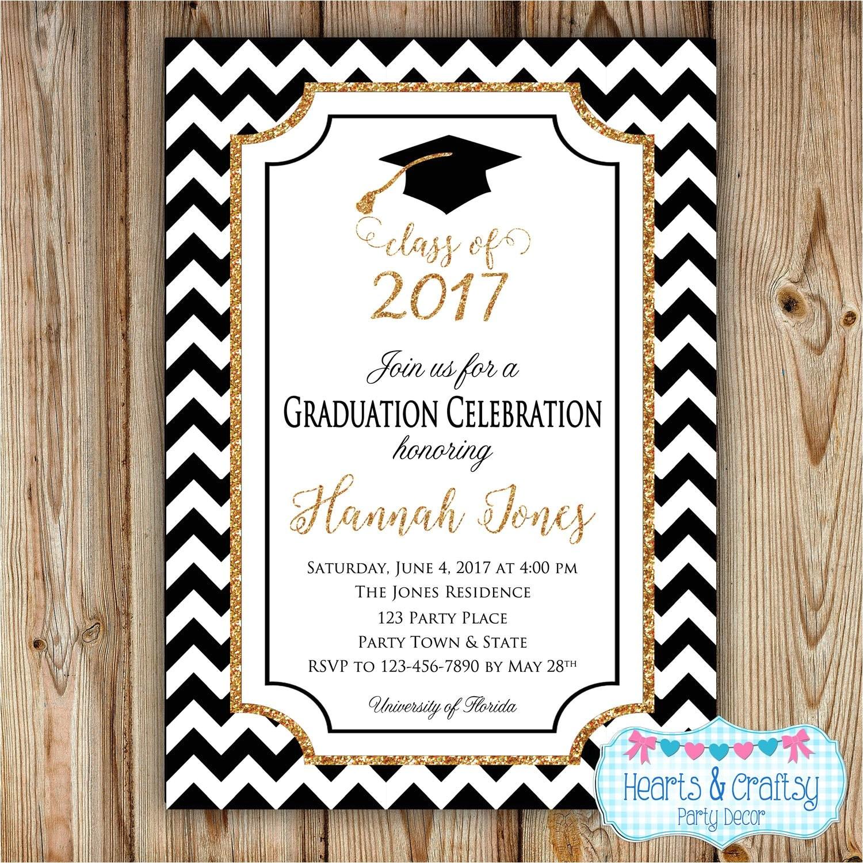 College Graduation Party Invitation Graduation Party Invitation College Graduation Invitation