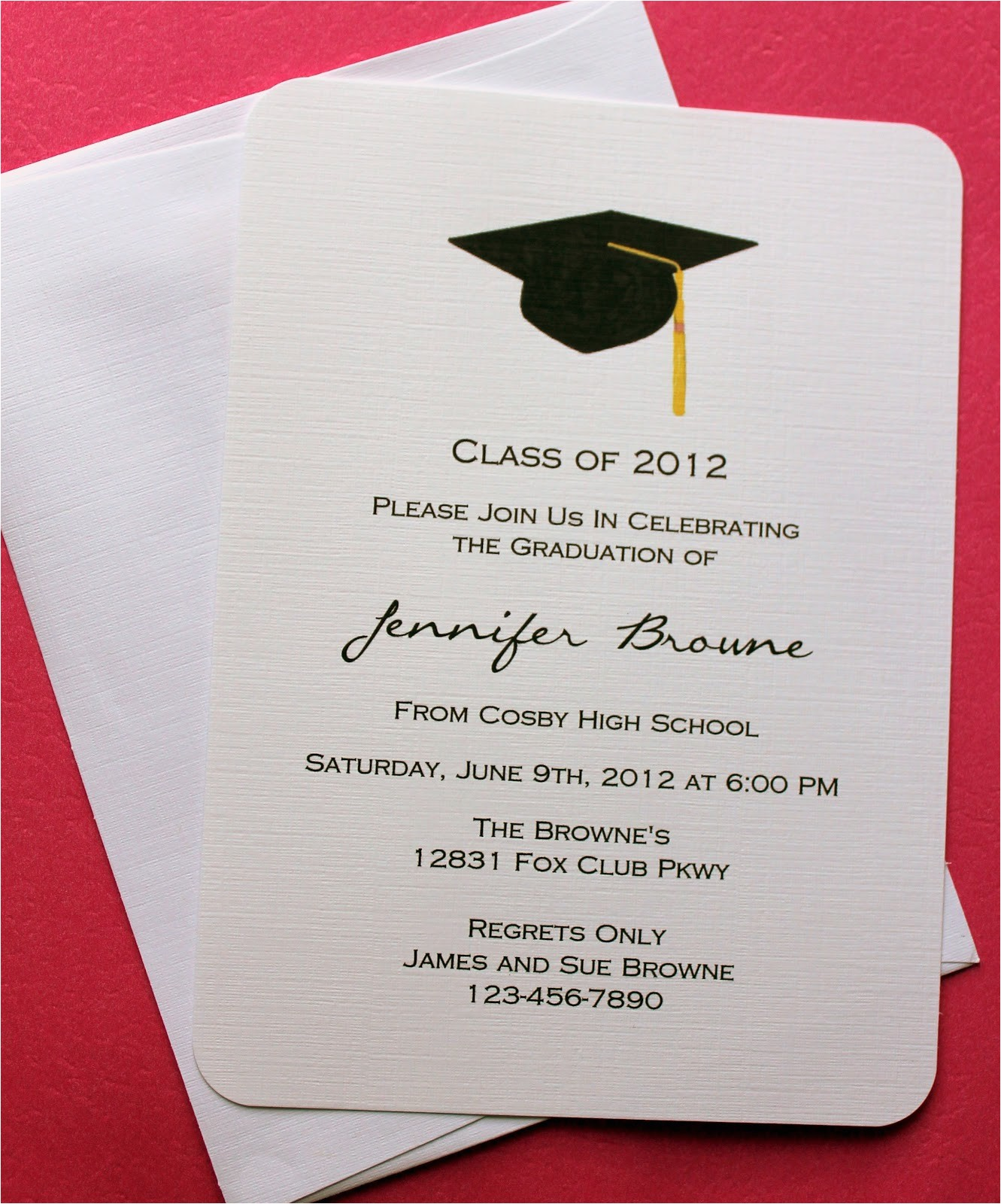 Graduation Invitation Card Sample Graduation Invitations Templates Invitation Templates