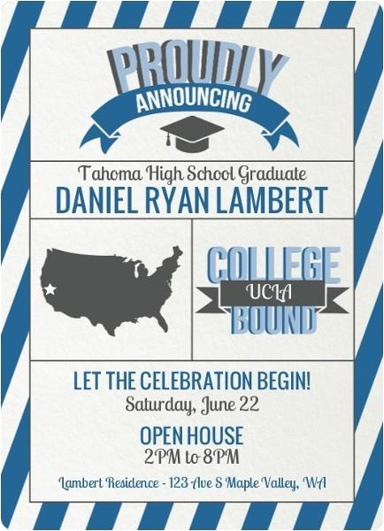 Graduation Party Invitation Etiquette Graduation Announcement Etiquette How to Send Address