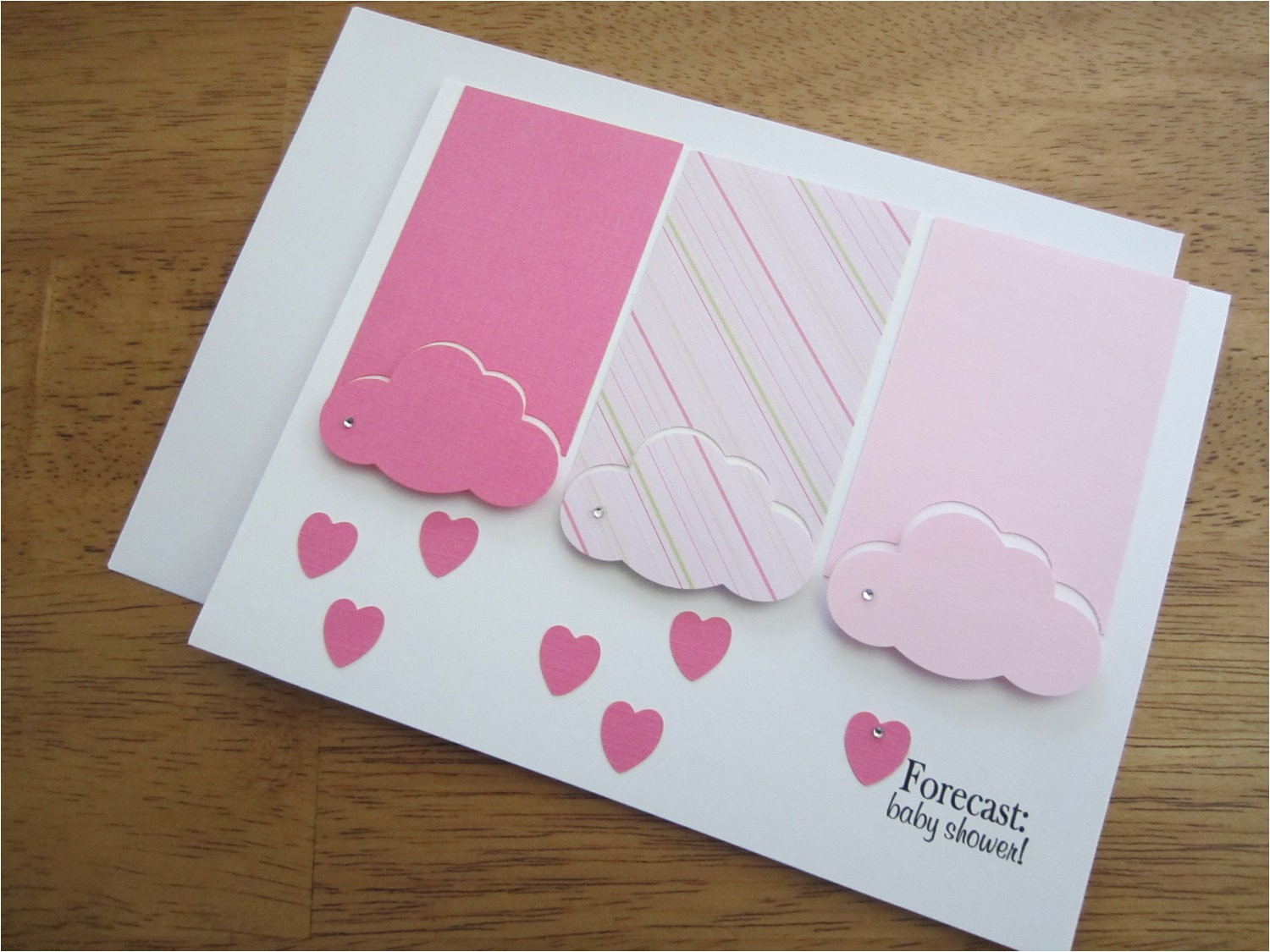 How to Make A Baby Shower Invitation Card Diy Baby Shower Invitations Ideas to Make at Home