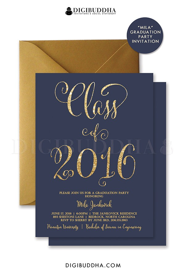 Making Graduation Invitations themes Graduation Invitation Maker Also Diy Gradu with