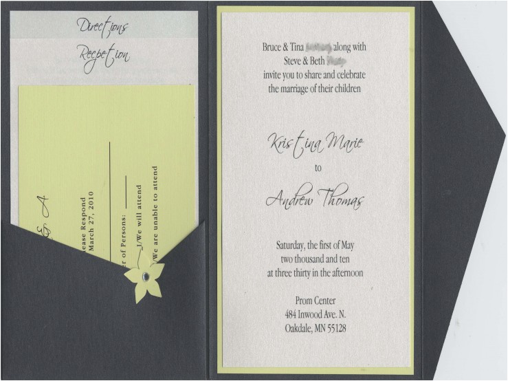 Making Wedding Invitations at Home How to Make Wedding Invitations at Home Midway Media