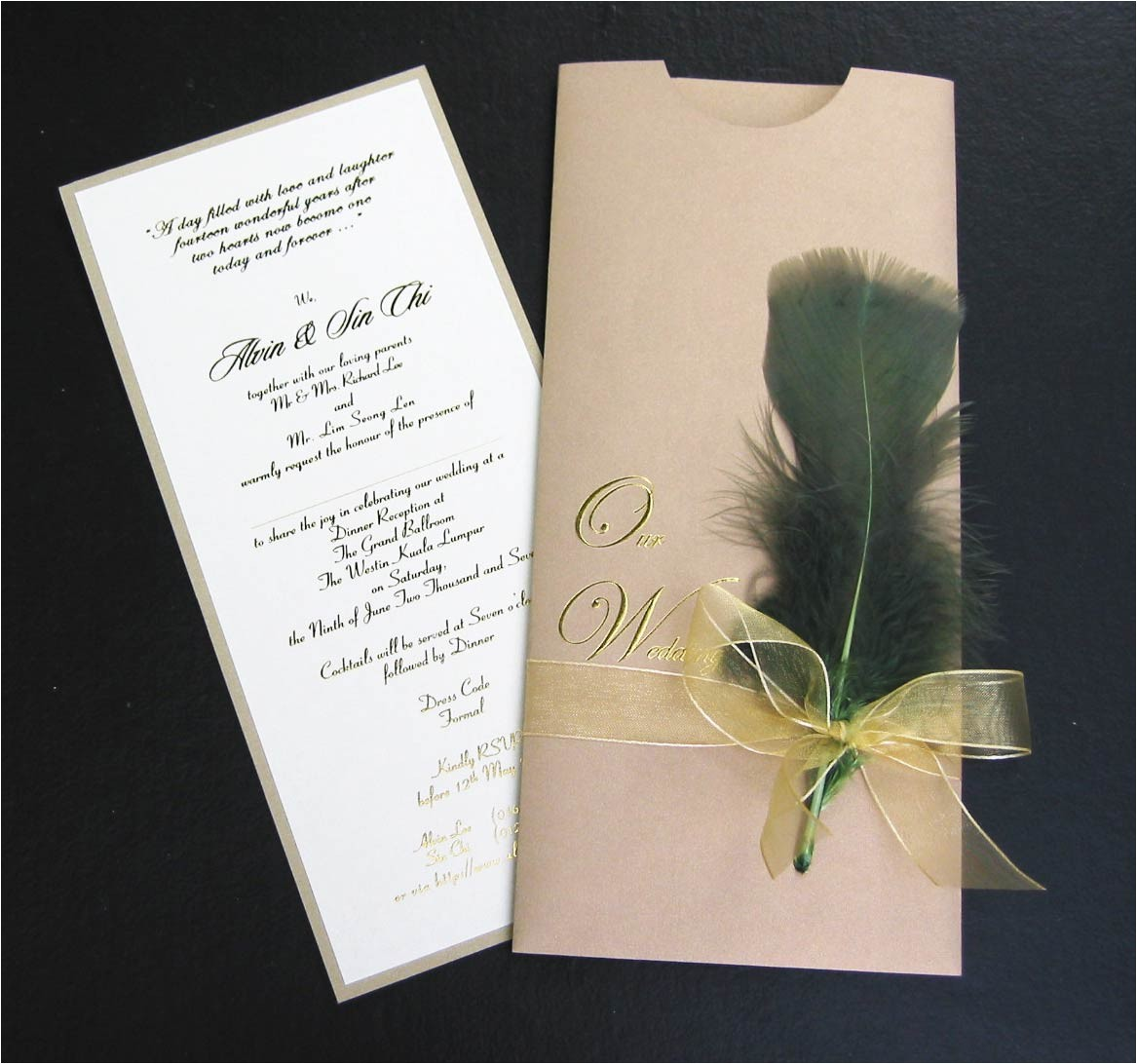 Most Expensive Wedding Invitation Most Expensive Wedding Card Invitation In the World