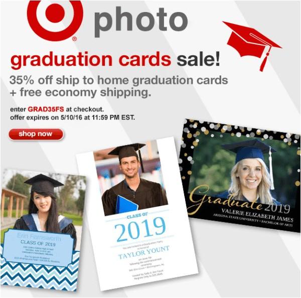 Target Graduation Invitations Target Photo 35 Off Graduation Cards Free Shipping
