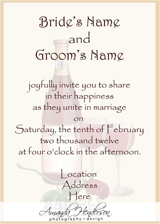 Wedding Invitation by Bride and Groom Wording Samples Wedding Structurewedding Structure