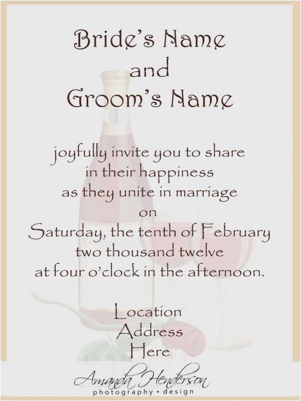 Wedding Invitation Phrases for Friends Wedding Invitation Quotes for Friends In English