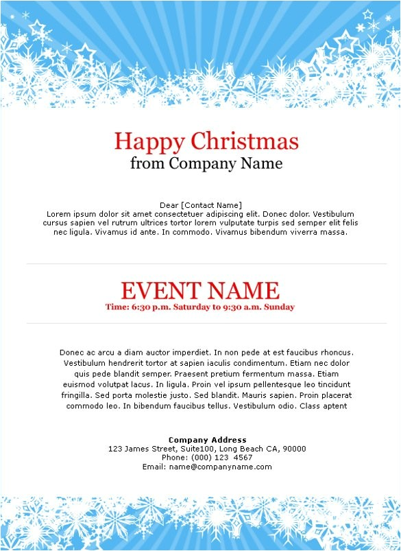 Christmas Party Invitation Email Templates Free 11 Exceptional Email Invitation Templates Free Sample