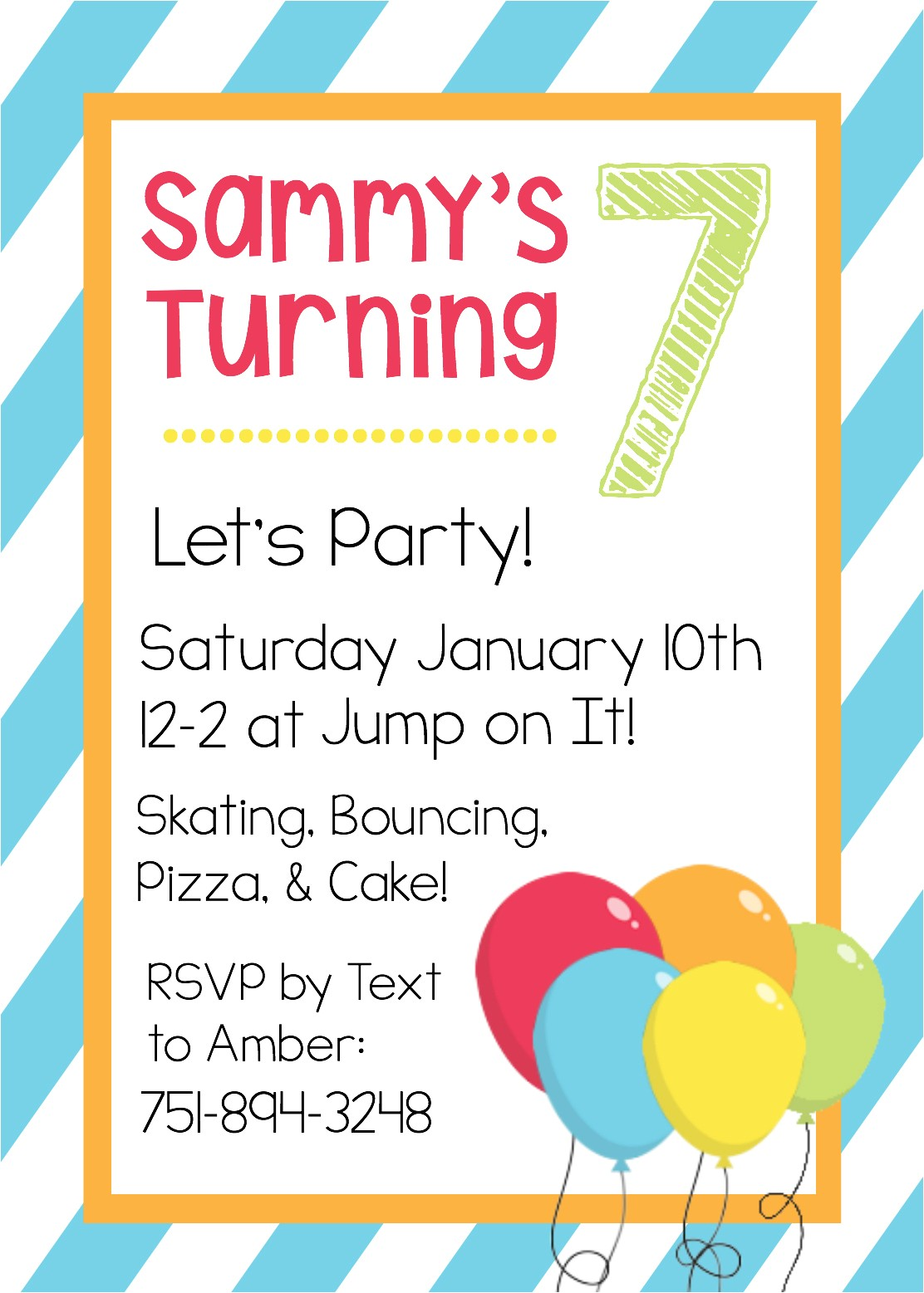 Printable Childrens Birthday Party Invitations Free Printable Birthday Invitation Templates