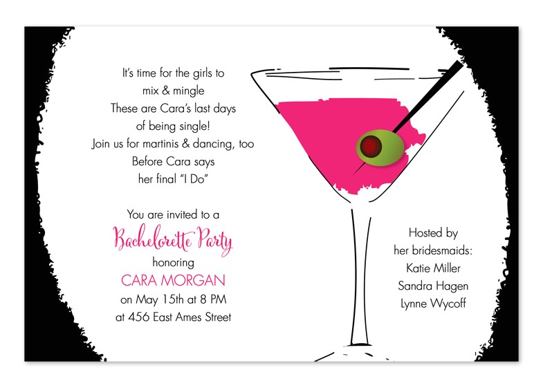 Sample Cocktail Party Invitation Wording Cocktail Party Invitation Wording