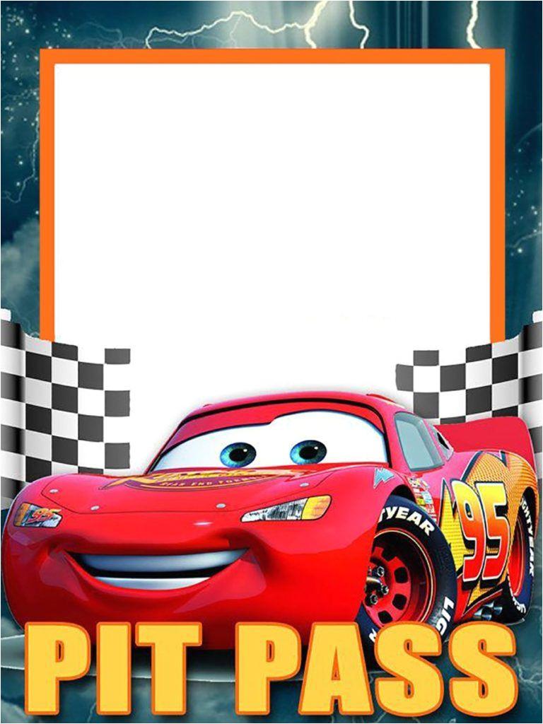 Cars Birthday Invitation Template Free Pin by Michelle Invitation World On Coolest Invitation