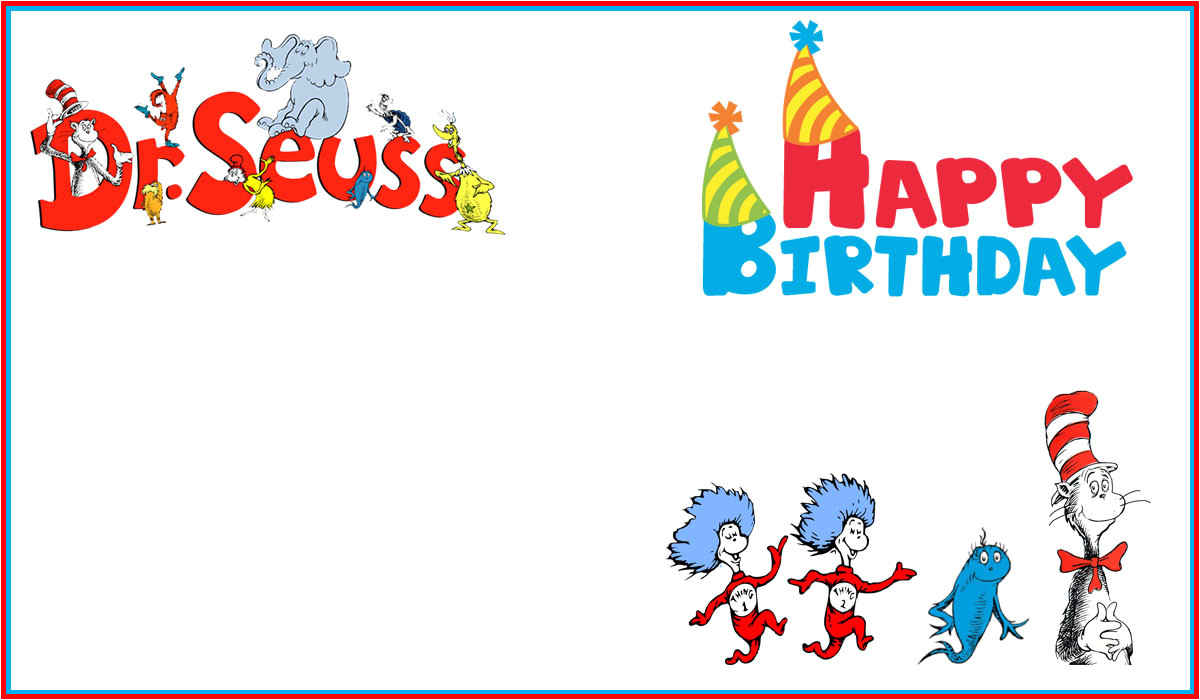 Dr Seuss Birthday Invitation Template Dr Seuss Free Printable Invitation Templates