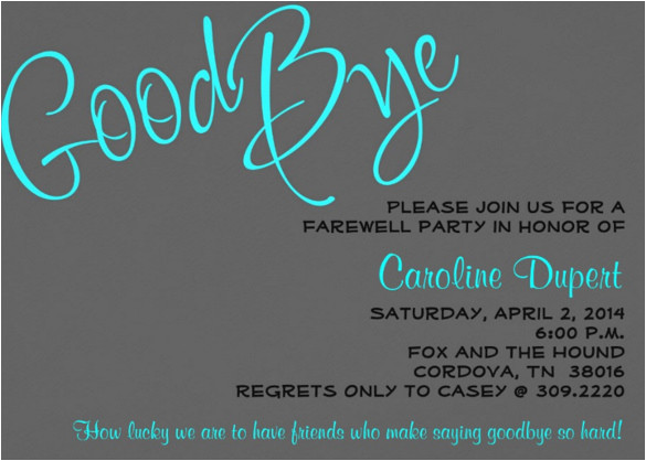 Leaving Party Invitation Template Farewell Party Invitation Template 20 Free Psd format