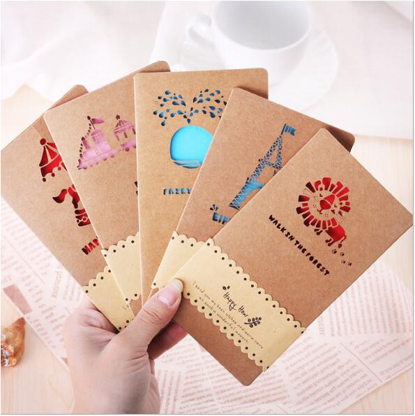 Party Invitation Cards with Envelopes 10 Pcs Romantic Wedding Business Party Birthday Invitation