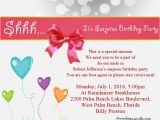 1 Birthday Party Invitation Wording Surprise Birthday Party Invitation Wording Wordings and