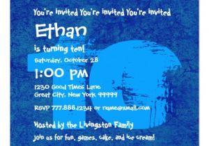 10th Birthday Invitation Quotes 10th Birthday Party Invitation Wording Cimvitation
