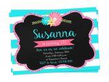 13th Birthday Invitations for Girls Teen Birthday Invitation Teen Girl Invitation 13th Birthday