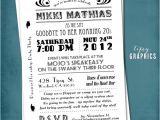 1920s Party Invitation Template Free Invitation Templates 1920s Http Webdesign14 Com