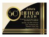 1920s Style Party Invitations Hotsy totsy 1920s Style 50th Birthday Party Invite