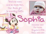 1st Birthday Invitation Cards Models 1st Birthday Invitations Girl Free Template Baby Girl S