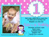 1st Birthday Invitation Letter Sample Inspirationa Sample Invitation Letter for First Birthday
