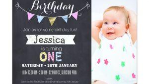 1st Birthday Invitation Template Online 1st Birthday Party Invitation Templates Free