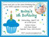 1st Birthday Invites Wording First Birthday Invitation Wording – Bagvania Free
