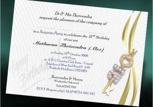 21 Birthday Invitations Templates Free 21st Birthday Invitation Card Template