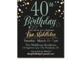 21 Birthday Invitations Templates Free 40 Birthday Invitation Template – orderecigsjuicefo
