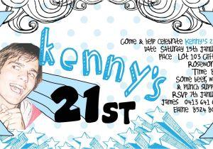 21 Birthday Invitations Templates Free Free Printable 21st Birthday Invitation