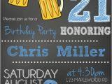 21st Birthday Invitations Male 21st Birthday Invitations Male