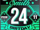 24th Birthday Invitations 52 Birthday Invitation Designs & Examples Psd Ai