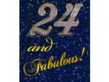 24th Birthday Invitations Ideas 24th Birthday Party Invitation Greeting Card