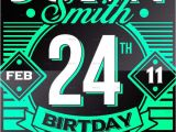 24th Birthday Invitations Ideas 52 Birthday Invitation Designs & Examples Psd Ai